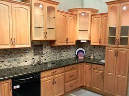 Kitchen Paint Colors With Light Oak Cabinets Oak Cabinet Ideas Types Kitchen Paint Color Ideas With Light