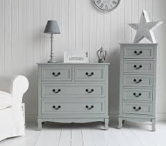 white bedroom chest 23 decorating tricks for your bedroom grey painted furniture grey