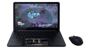 android on laptop razer shows android laptop phone hybrid concept phoronix