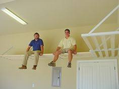 Garage Organization Companies - great garage vertical organization idea find studs nail a wood
