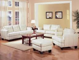 The  Best Contemporary Leather Sofa Ideas On Pinterest - White leather living room set