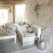 canapé marocain moderne le salon marocain de mille et une nuits en 50 photos