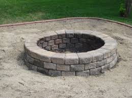 pictures of backyard fire pits yard dan moved all of the