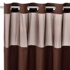 Hookless Vinyl Shower Curtain Buy Hookless Shower Curtain Liner From Bed Bath U0026 Beyond