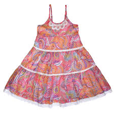 mimi maggie boho collection birthday cake dress for toddlers