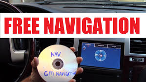 2007 2012 free gm navigation disc version 10 3 youtube