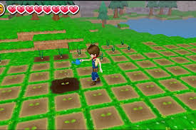 harvest moon harvest moon is no longer the game you grew up with polygon