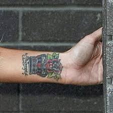 tattoo on the finger price katie price s tattoos meanings steal her style