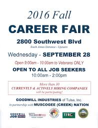 job fair news you can use page 4