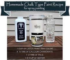 homemade chalk paint recipe the navage patch