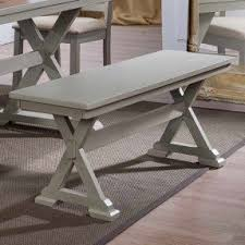 dining room bench with back foter