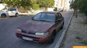 toyota corolla second toyota corolla xei urgent sale second 1996 2400 gasoline