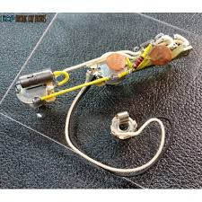 ecp esquire wiring harness