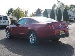 2010 ford mustang pony package sold inventory blue bell motorcars in blue bell pa
