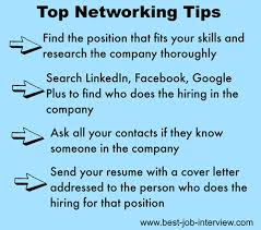 networking cover letter sle networking cover letter