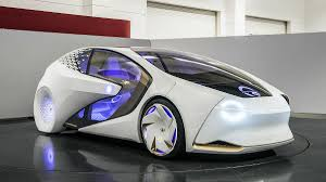 future toyota toyota announces the concept of