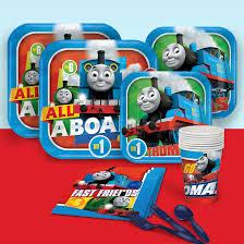 thomas train birthday party supplies theme party packs