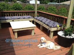 Build Your Own Patio Table Bench Build An Outdoor Bench Best Homemade Outdoor Furniture
