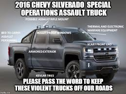 Chevrolet Memes - chevy assault truck imgflip