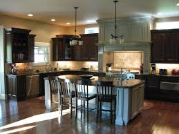 Two Tone Kitchen Cabinets Two Tone Kitchen Artisan Interiors And Builders