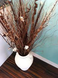 Lit Branches Remarkable Art Lighted Tree Home Decor Pre Lit Snow Flocked