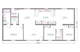Adobe Ft by House Plans 1700 Sq Ft Living Area Home Act