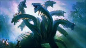 can you tell the name of the mythical creature by the picture