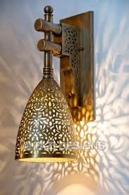 decorative wall lights for homes 220 best arabesque lighting images on pinterest arabesque