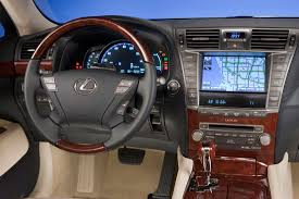 lexus interior night lexus ls 600h l hybrid 2010 cartype