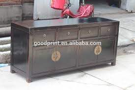 kang antique cabinet distressed sideboard in reclaimed wood made