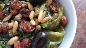 cuisine napolitaine salade cuite à la napolitaine recette par la tendresse en cuisine