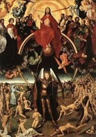 Hans Memling Vanity Triptych Of Earthly Vanity And Divine Salvation Front Hans