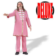 60 u0027s musician pink costume halloween costumes other