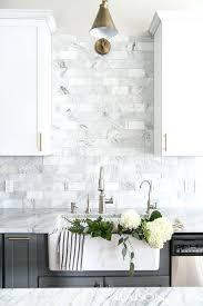 kitchen backsplashes for white cabinets brick backsplash white kitchen pictures cabinets splashback tiles