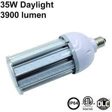 35w e26 led corn light bulb for supermarket warehouse garden