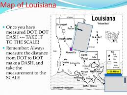 louisiana state map key 1 map key legend a part of a map that explains what the symbols