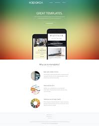 Responsive Email Template Download by Free Email Templates By Emailoctopus Responsive Email Marketing