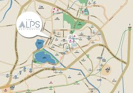 The Alps On World Map by Alps Residences Showflat 6100 3447 Special Starbuy Prices