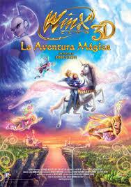 Winx 3D: La Aventura Magica
