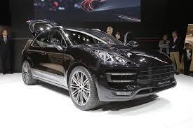 Porsche Macan Kerb Weight - porsche macan gets la show debut autocar