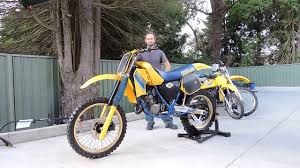 used motocross bikes for sale ebay suzuki rm125f for sale on ebay may 2016 1985 8 hours x racer
