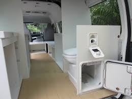 how to fit a kitchen bathroom and bedroom into a glorified taxi
