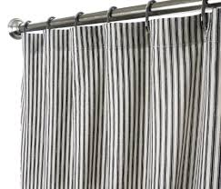 And Black Fabric For Curtains Cheap Ticking Fabric Curtains Find Ticking Fabric Curtains Deals