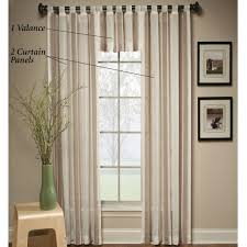 bay window curtains ideas marvellous red drapery small for kitchen