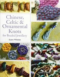 celtic ornamental knots for beaded jewellery suzen