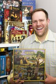 Barnes And Nobles Board Games The Game Changer Alum U0027s Board Game Debuts On Game Circuit And In