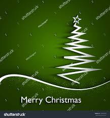 merry stylish shiny tree colorful stock vector 119643598