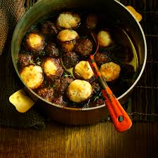 horseradish sauce for beef beef meatballs in guinness with horseradish dumplings woman and home