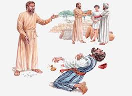 samson and delilah bible story summary