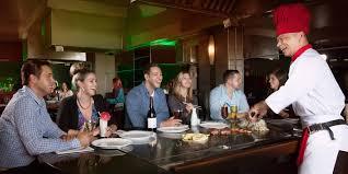 restaurant japonais cuisine devant vous benihana cuisine japonaise sushi japanese steakhouse montreal